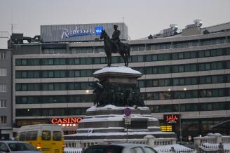 Statue Du Tsar Alexandre II