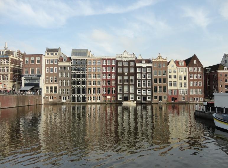 Moi datant d'Amsterdam